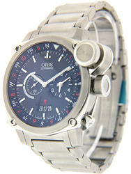 Oris BC4 Flight Timer - 69076154154MB - New
